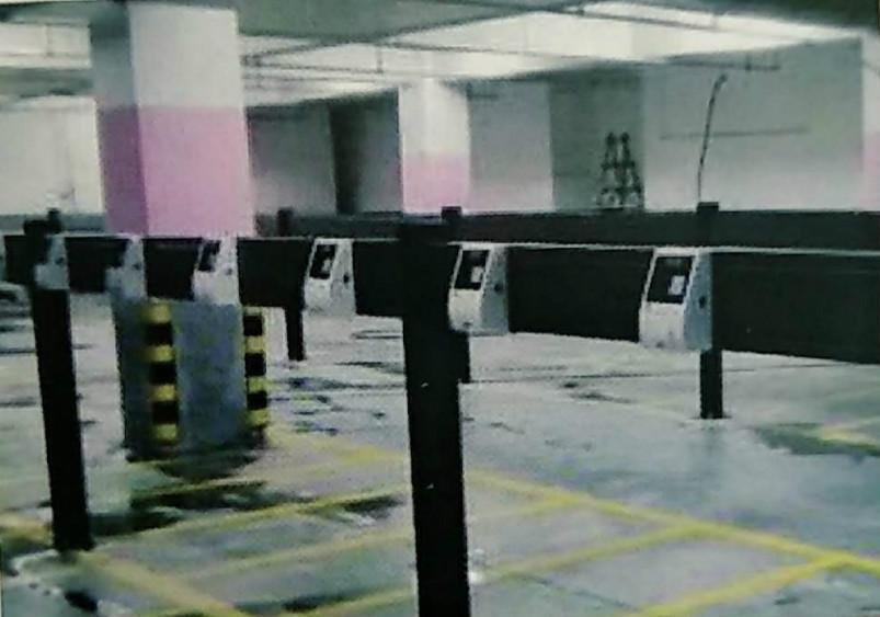 鄭州華逸名家安裝小區充電站