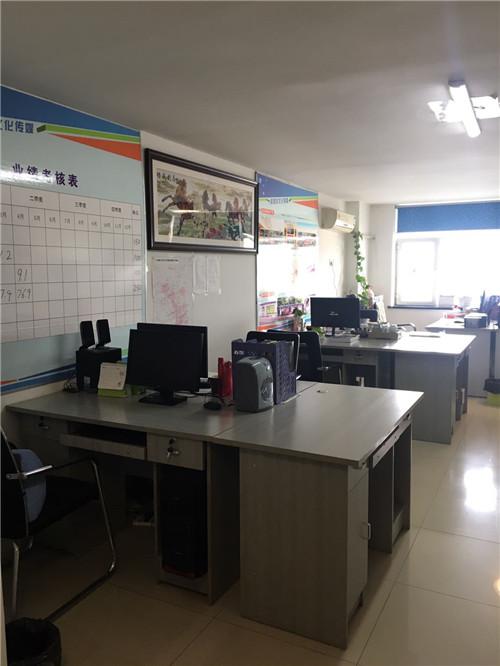 新疆金地达办公室环境
