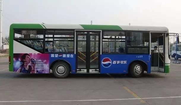关于分析公交车广告的一些特点和优势