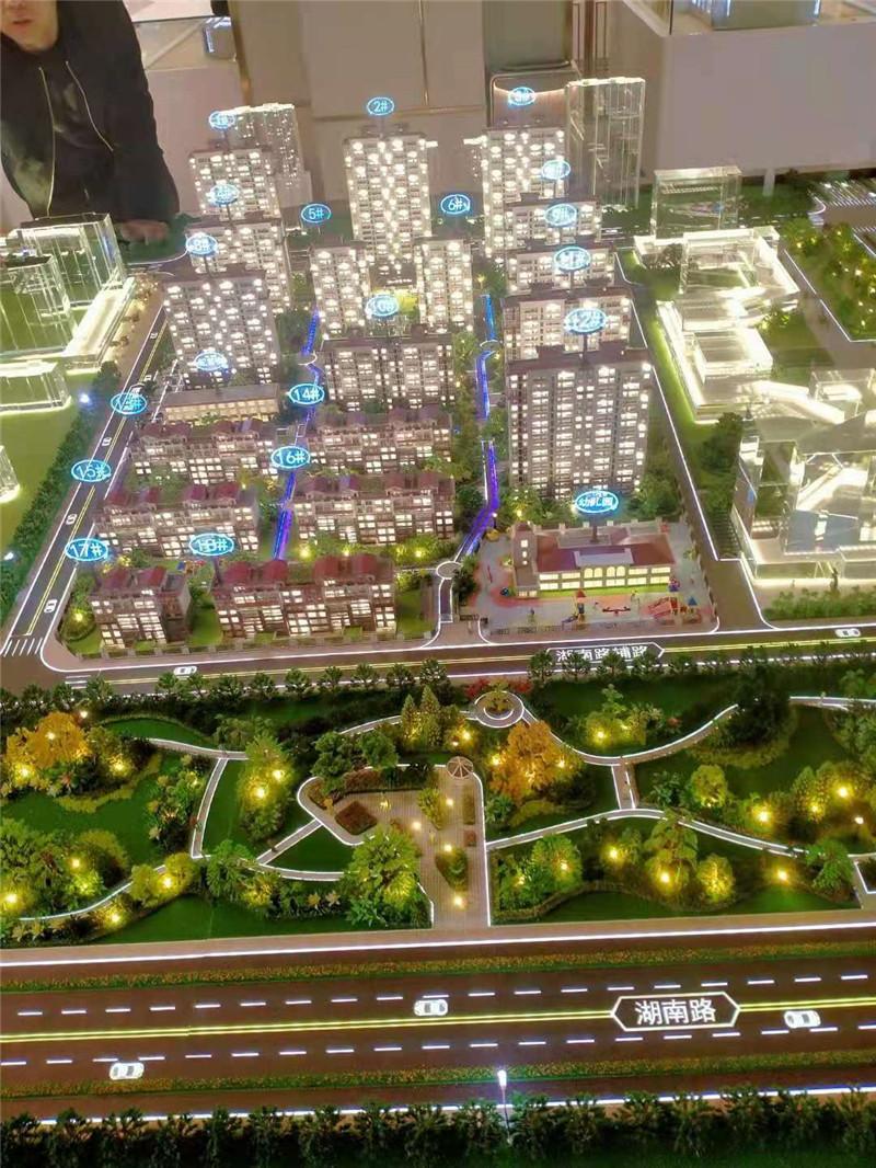 专业区域规划沙盘模型制作公司