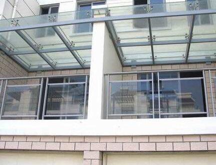 襄阳玻璃阳台