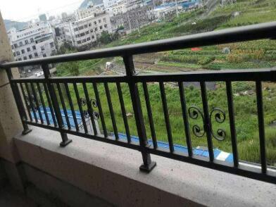 襄阳阳台护栏