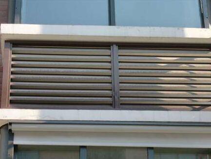 襄阳锌钢百叶窗规格