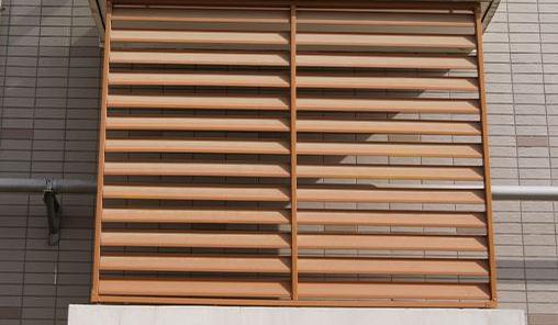 锌钢百叶窗这种产品,相对于之前的产品有哪些优势呢?