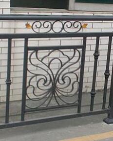 襄阳阳台锌钢护栏