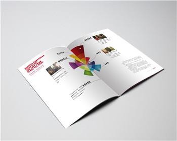 画册设计合作案例