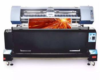 UV平板打印機有哪的優點?你知道多少