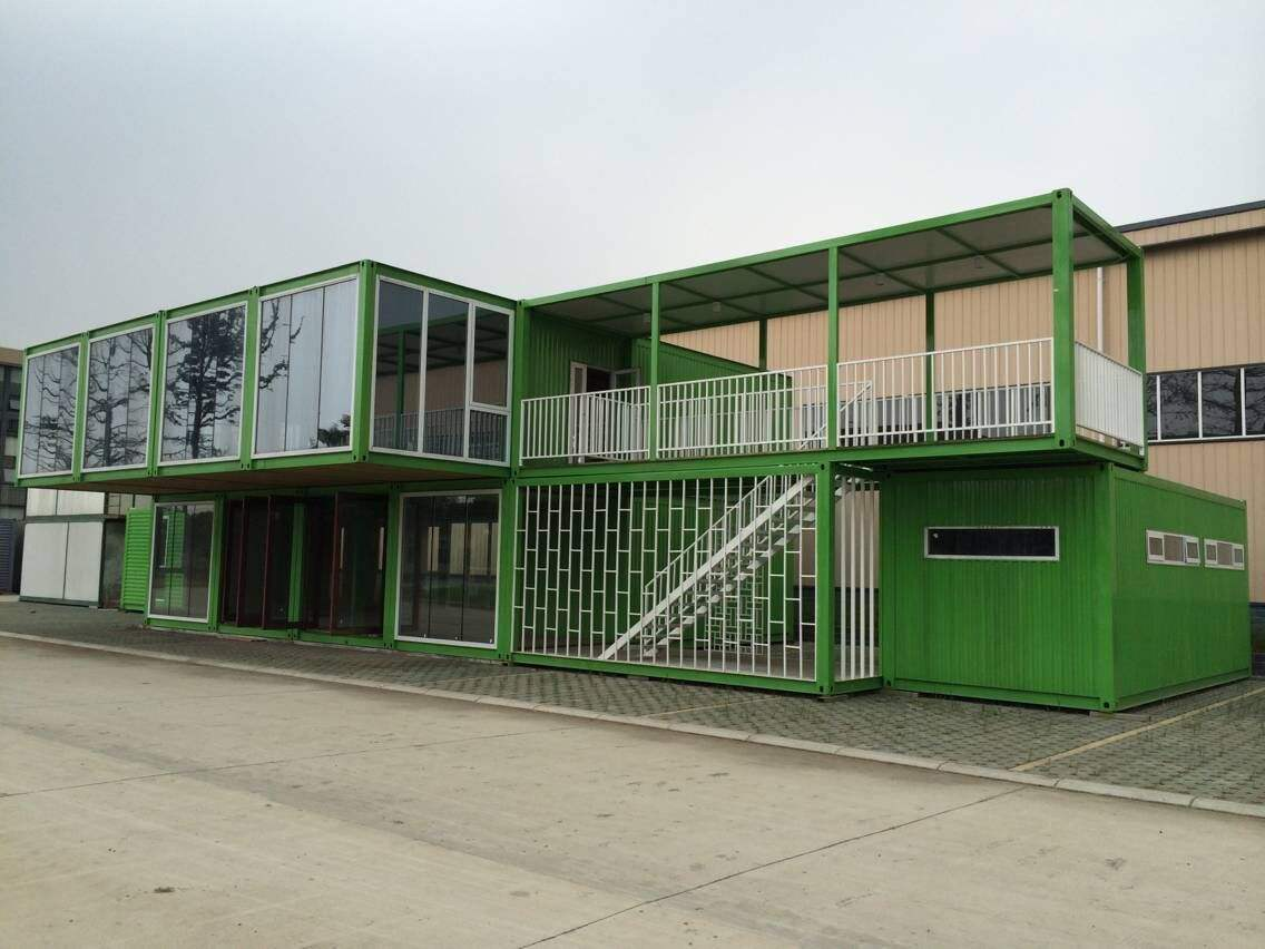 四川集装箱建筑