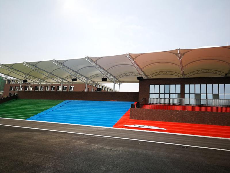 内江第六中学新校区案例