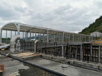 贵州茅台酒厂膜结构案例 · 贵州茅台酒厂膜结构案例