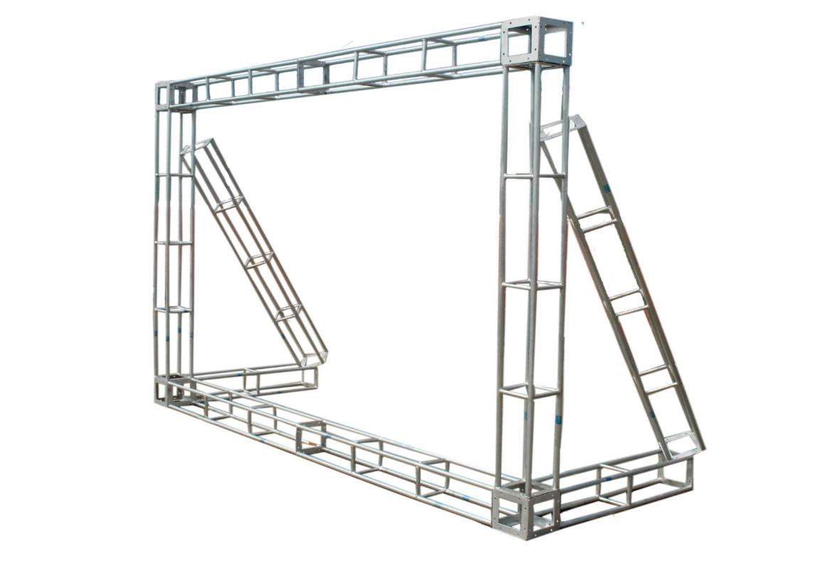 面对四川舞台桁架为什么这么多采用铝合金制成