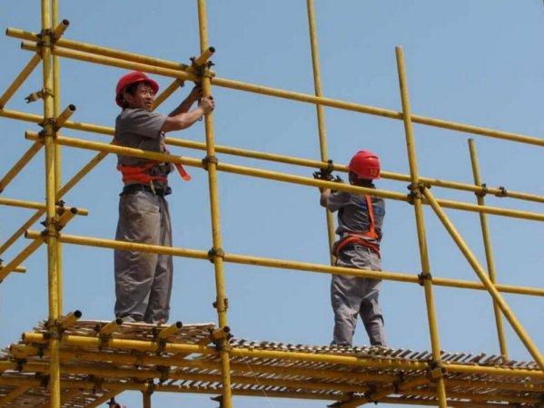 四川脚手架施工安 全管理的一般要求