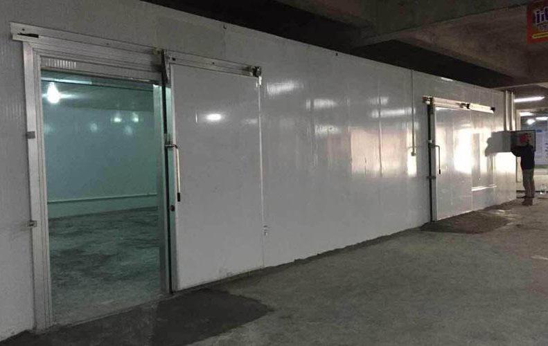 四川保鲜冷库设计