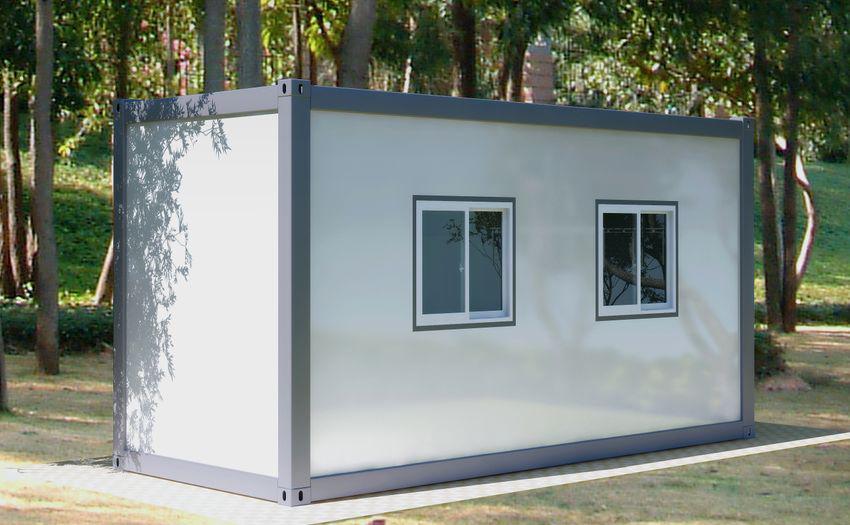 南阳移动集装箱 可拆卸保温耐热便捷集装箱房