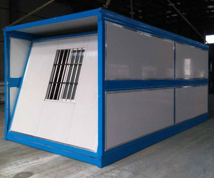 南阳折叠集装箱房 可进行定制改造 将使用率提高