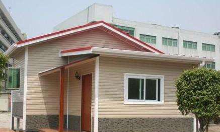 南阳彩钢活动板房 保温隔热 居住更舒适