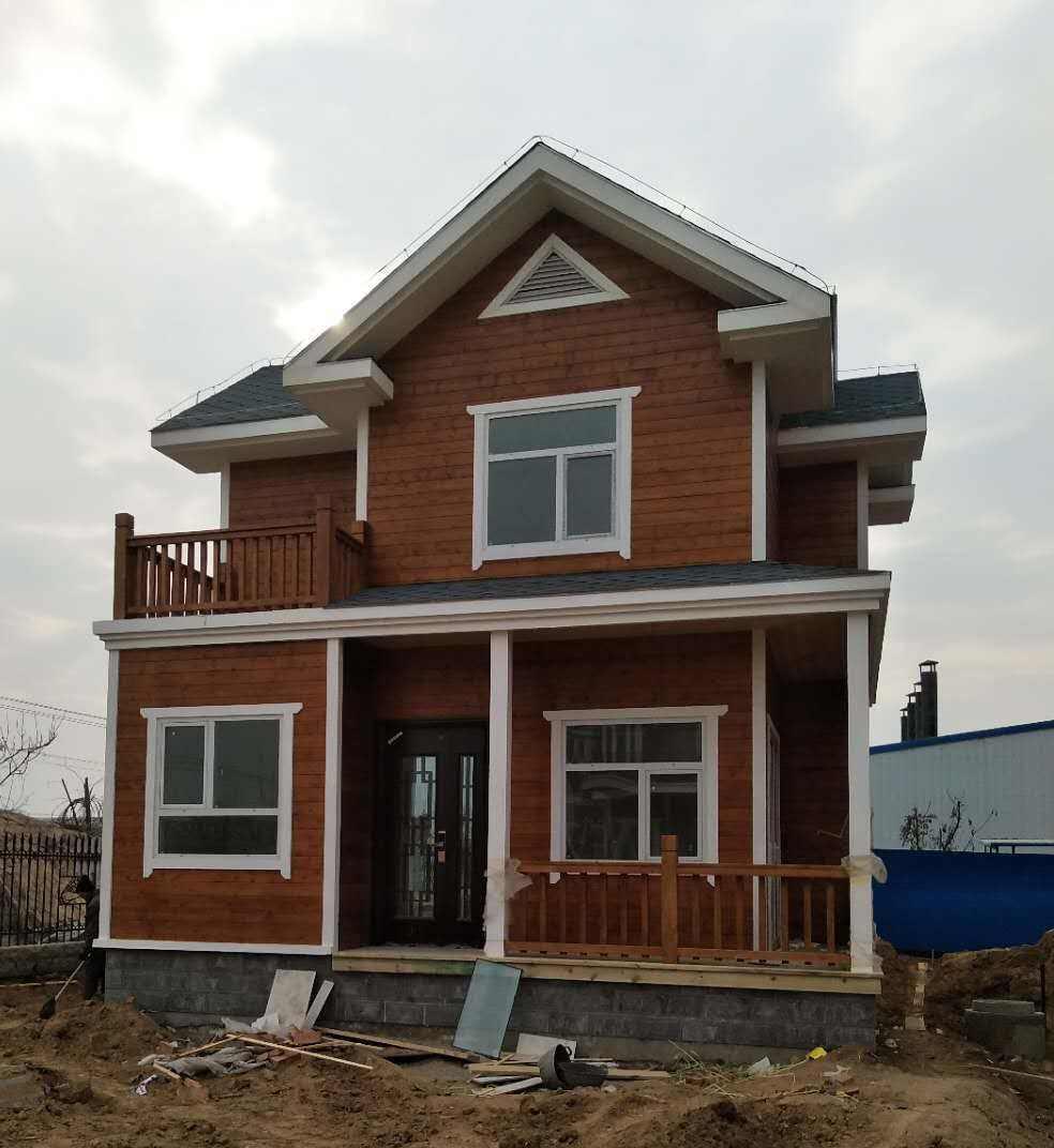 别墅移动房 材料天然环保 造型美观