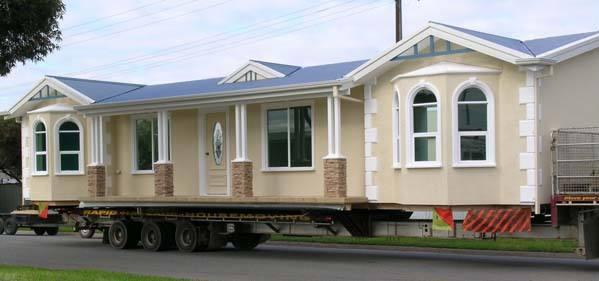 移动集成房屋