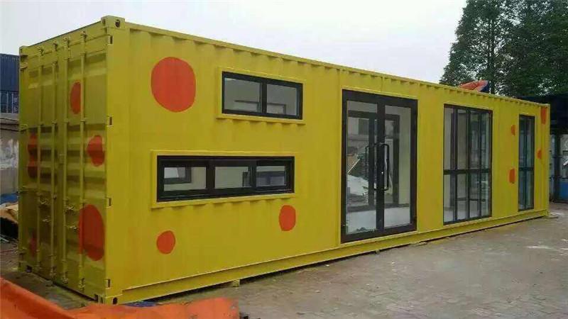 南阳集装箱房厂家怎样确保集装箱房房的安 全性