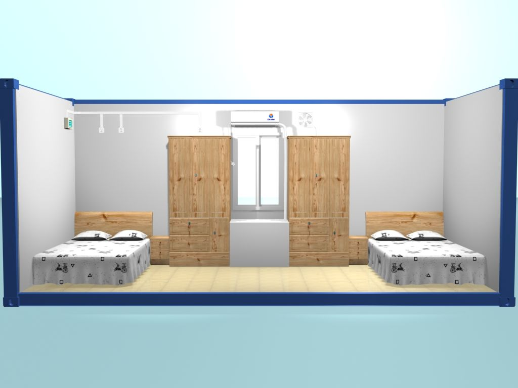 南阳活动板房安装设计