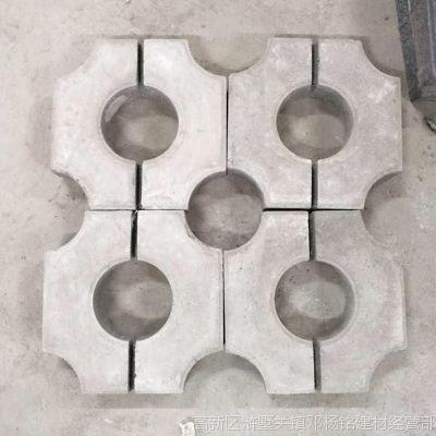 白银圆孔植草砖厂家