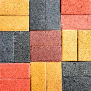 靖远便道砖生产