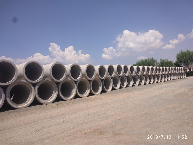 混凝土排水管规格
