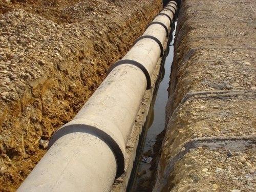 钢筋混凝土排水管案例