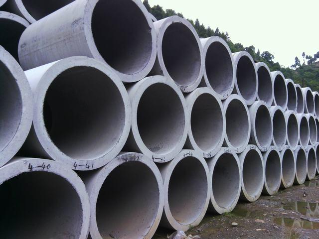 白银钢筋混凝土排水管安装