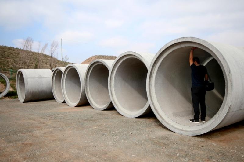 甘肃混凝土排水管安装