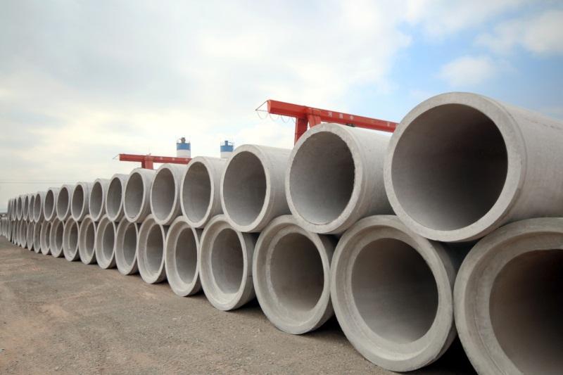 白银水泥排水管安装
