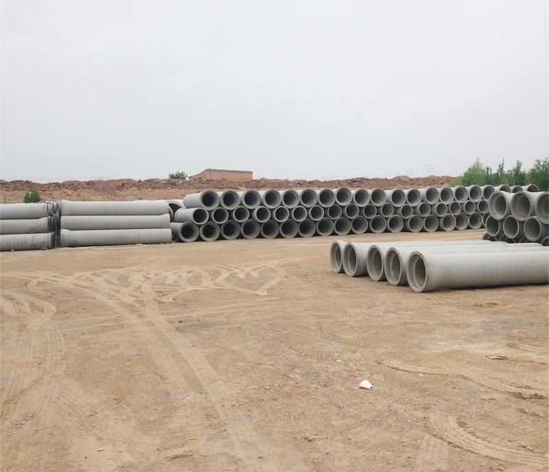 甘肃钢筋混凝土管安装