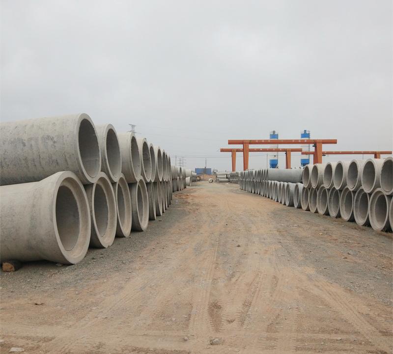 兰州混凝土排水管施工