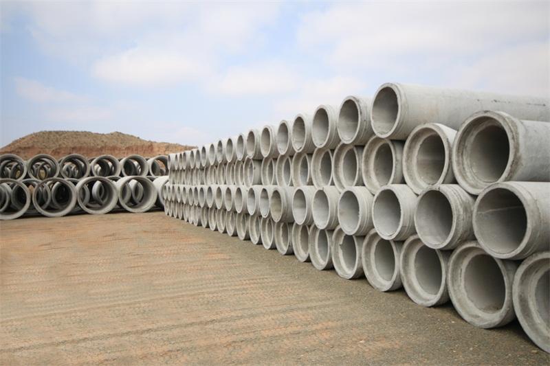 白银混凝土排水管安装