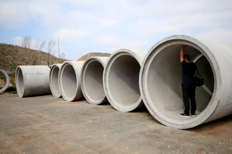 兰州钢筋混凝土排水管
