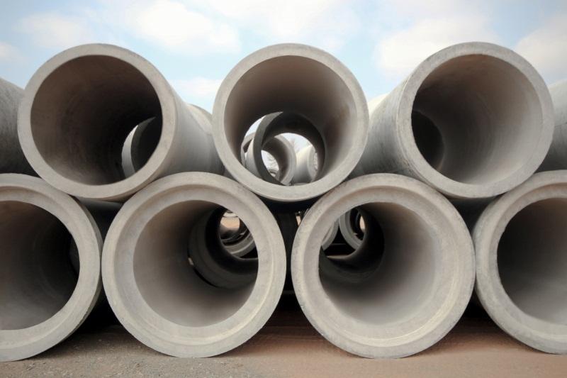白银水泥管安装