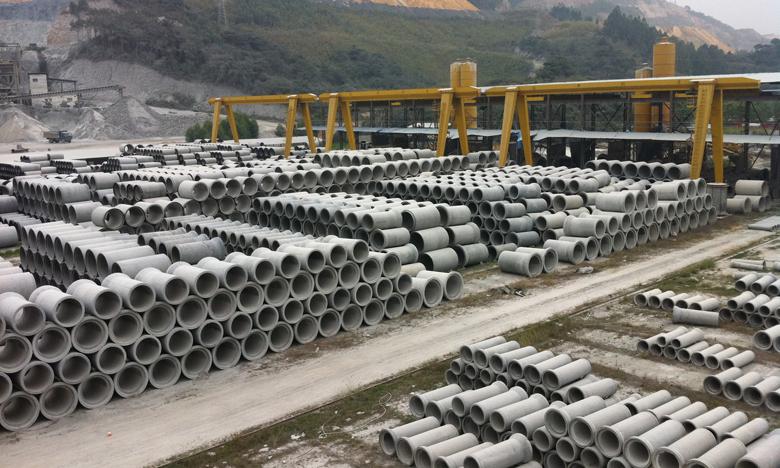 大口径钢筋混泥土排水管道制做的步骤有哪些?