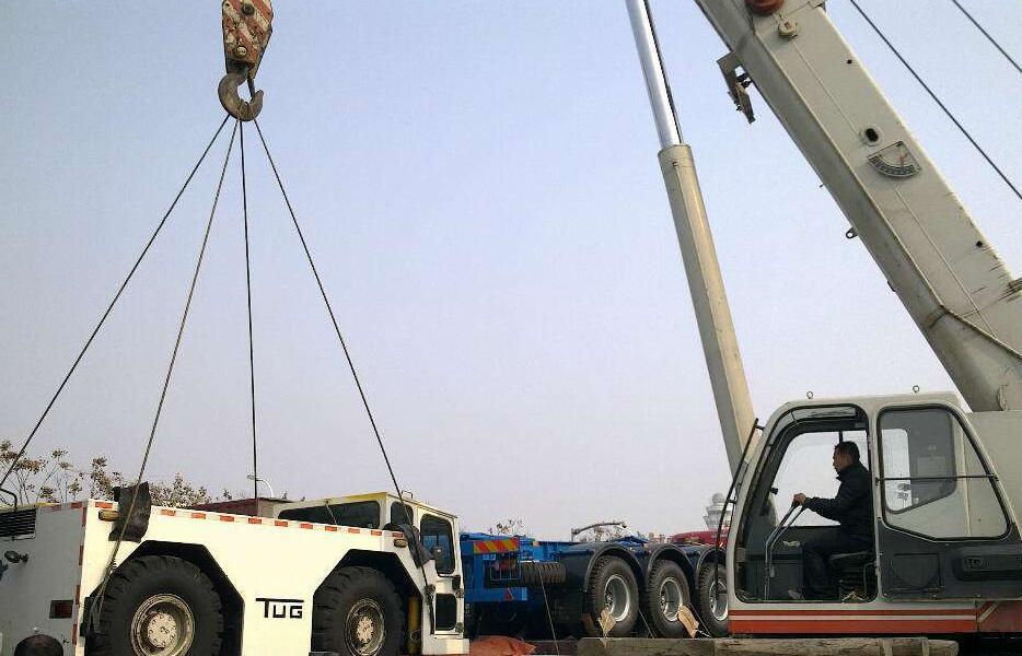 西安吊装运输