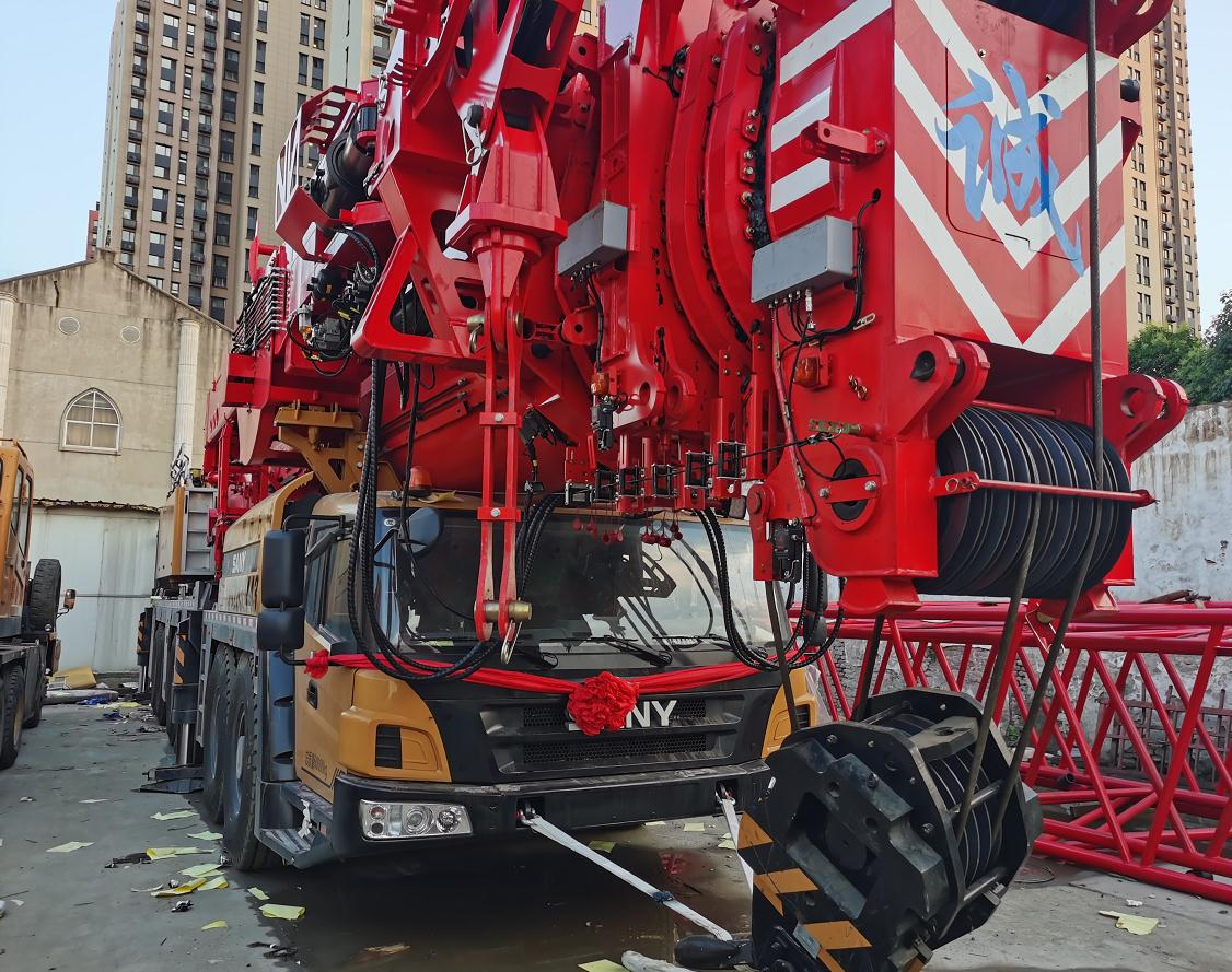 450吨汽车吊