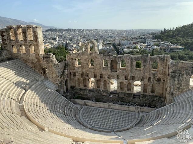 再到希腊 习近平为何用了这个词?