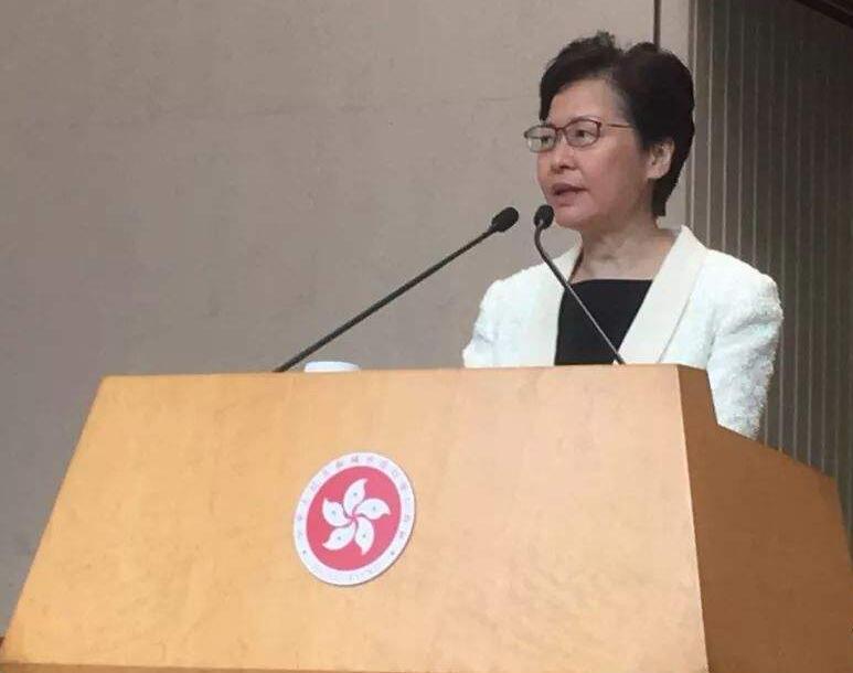 香港特區律政司司長倫敦遇襲受傷 林鄭強烈譴責