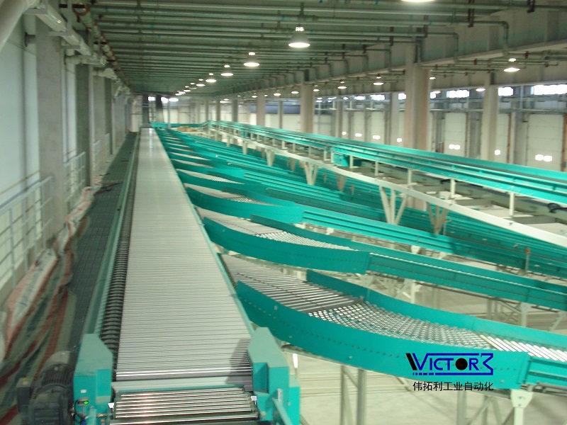 陕西高速分拣自动化生产线