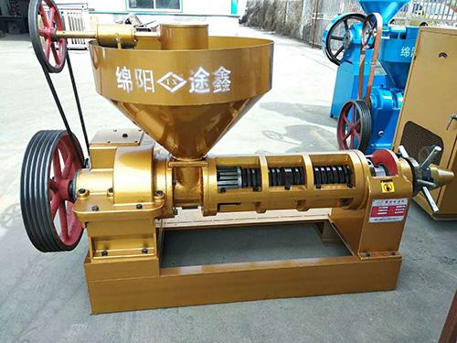 140—8G螺旋榨油机