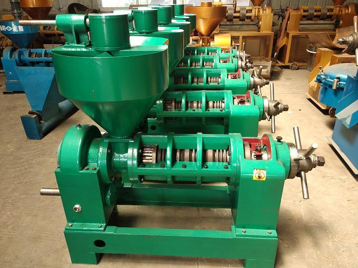YZYX95(10)螺旋榨油機