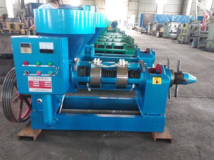 YZYX120WK螺旋榨油機