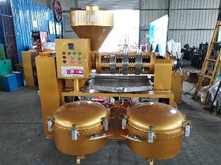 四川糧油機械-YZLXQ140自動溫控精密過濾組合