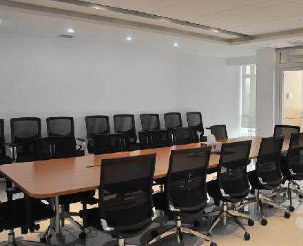 混凝剂员工会议室
