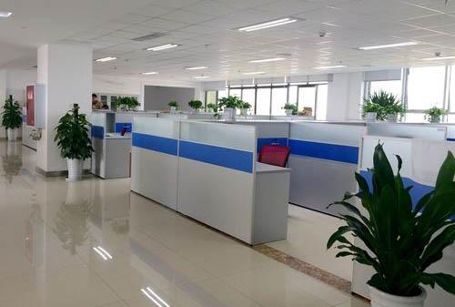 成都鲲翔化工有限公司办公室