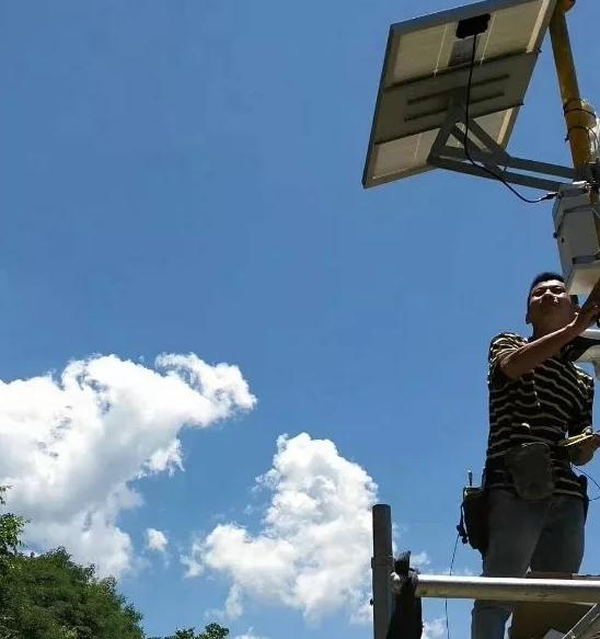 太阳能监控生产