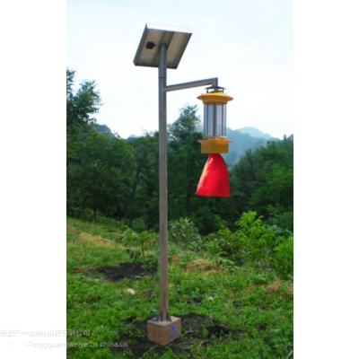 四川太陽能殺蟲燈案例